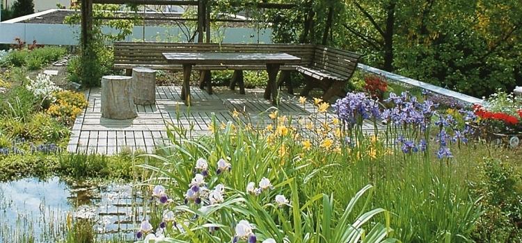 Startseite Garten Landschaftsgestaltung Wolfgang Ulrich
